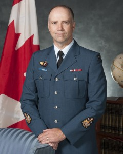 Executive portrait of Chief Warrant Officer Kent Turriff the Chief Warrant Officer of Wing Operations (WOPS), 19 Wing Comox, taken at 19 Wing Imaging on 23 August 2017.                              Medals (L-R); General Service Medal EXPEDITION and the Canadian Forces Decoration First clasp.                                                                          Images by Cpl Jeffrey Clement 19 Wing Imaging. © 2017, DND-MDN CANADA